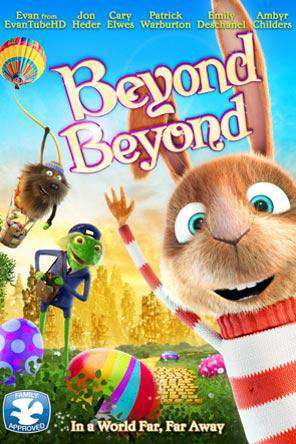 Beyond Beyond, Movie on DVD, Adventure Movies, Family