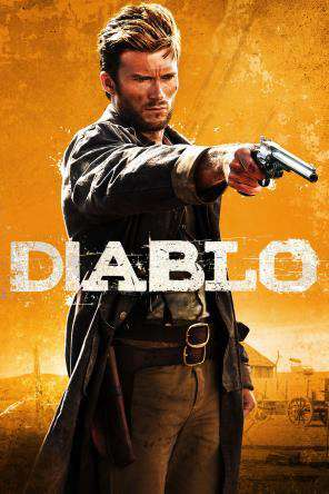 Diablo, Movie on DVD, Action Movies, Western