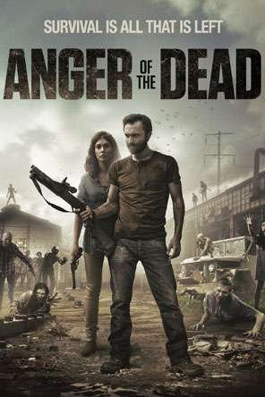 Anger of the Dead, Movie on DVD, Horror Movies, Thriller & Suspense