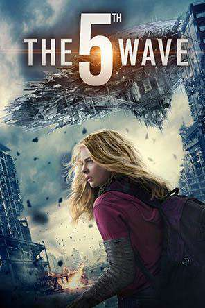 The 5th Wave, Movie on DVD, Action Movies, Adventure Movies, Sci-Fi & Fantasy Movies, Thriller & Suspense