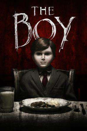 The Boy, Movie on DVD, Horror Movies, Thriller & Suspense