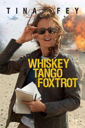 Whiskey Tango Foxtrot, Movie on DVD, Comedy