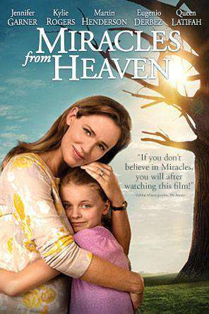 Miracles From Heaven, Movie on DVD, Drama Movies, Adaptation Movies, Biopic