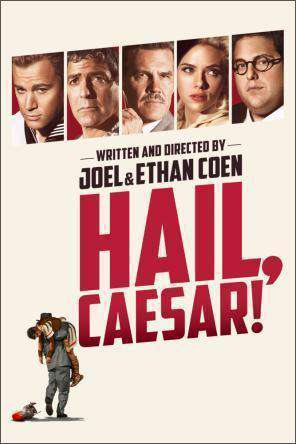 Hail, Caesar, Movie on DVD, Comedy Movies, Drama Movies, Period