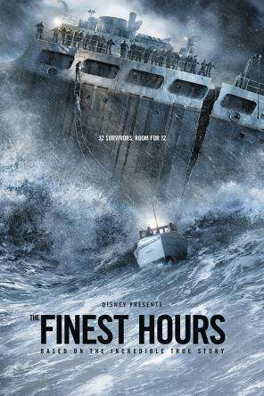 The Finest Hours, Movie on DVD, Action Movies, Drama Movies, Adventure Movies, Suspense