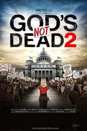 God's Not Dead 2, Movie on DVD, Drama