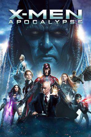 X-Men Apocalypse, Movie on DVD, Action Movies, Adventure Movies, Drama