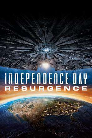 Independence Day: Resurgence, Movie on DVD, Action Movies, Sci-Fi & Fantasy Movies, Sci-Fi Movies, Sequel