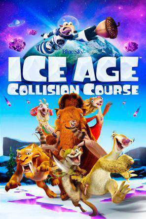 Ice Age: Collision Course, Movie on DVD, Adventure Movies, Animated Movies, Comedy Movies, Family