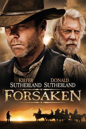 Forsaken (2016 - Kiefer Sutherland), Movie on DVD, Drama Movies, Action