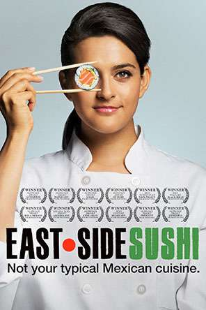East Side Sushi, Movie on DVD, Comedy Movies, Drama