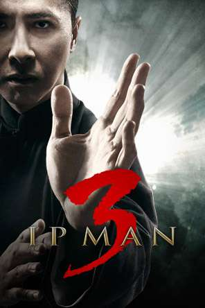IP Man 3, Movie on DVD, Action Movies, Martial Arts
