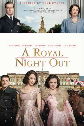 A Royal Night Out, Movie on DVD, Comedy Movies, Drama Movies, Romance