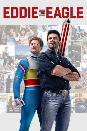 Eddie The Eagle, Movie on DVD, Comedy Movies, Drama