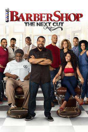 Barbershop: The Next Cut, Movie on DVD, Comedy