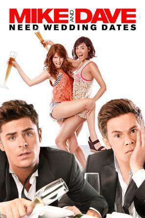 Mike and Dave Need Wedding Dates, Movie on DVD, Comedy