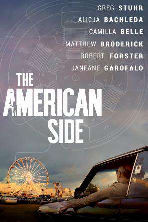 The American Side, Movie on DVD, Drama Movies, Thriller & Suspense