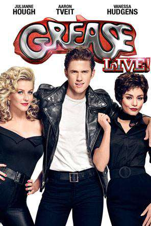 Grease Live! (2016), Movie on DVD, Comedy Movies, Special Interest Movies, Adaptation Movies, Musical