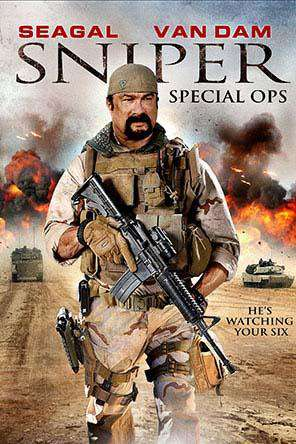 Sniper: Special Ops, Movie on DVD, Action