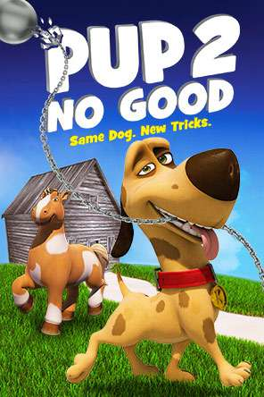 Pup 2, Movie on DVD, Animated Movies, Family Movies, Animated Movies, Family