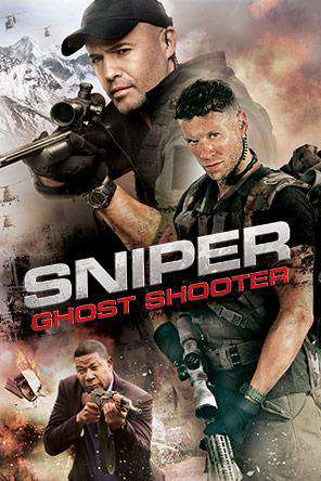 Sniper: Ghost Shooter, Movie on DVD, Action