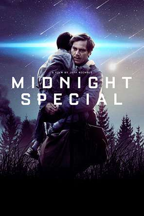 Midnight Special, Movie on DVD, Adventure Movies, Drama Movies, Sci-Fi & Fantasy