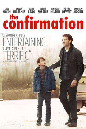 The Confirmation, Movie on DVD, Comedy Movies, Drama