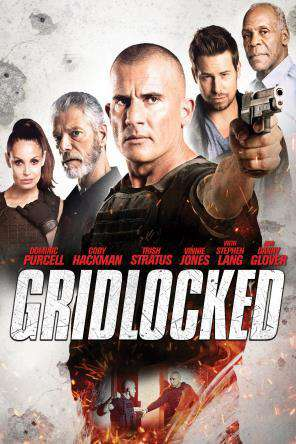 Gridlocked, Movie on DVD, Action Movies, Thriller & Suspense