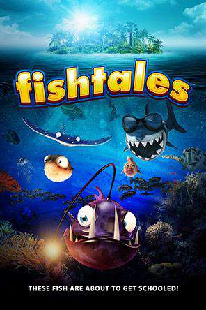 Fishtales (2016), Movie on DVD, Family Movies, Kids
