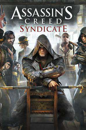 Assassin's Creed: Syndicate, Game on PS4, Action