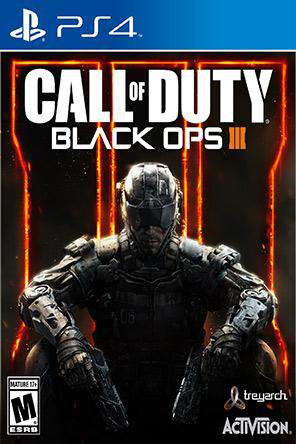 Call of Duty: Black Ops III, Game on PS4, Shooter