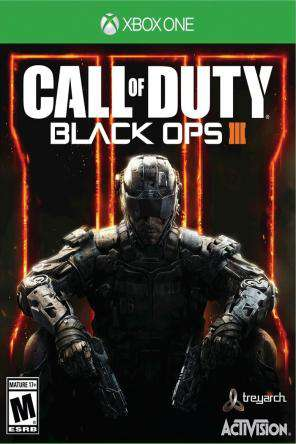 Call of Duty: Black Ops III Xbox One, Game on XBOXONE, Shooter