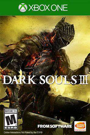 Dark Souls III Xbox One, Game on XBOXONE, Action