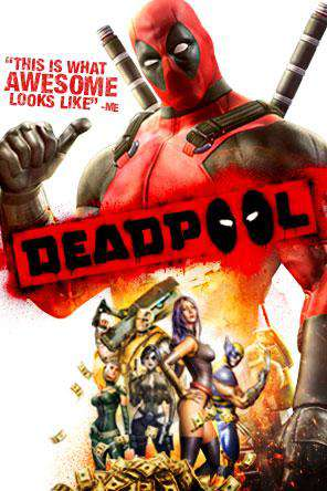 Deadpool, Game on PS4, Action