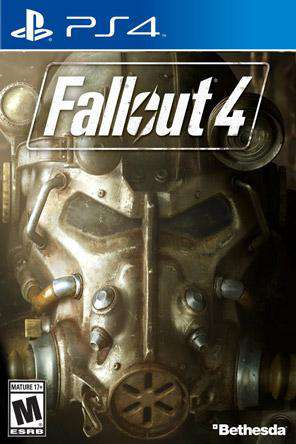 Fallout 4, Game on PS4, Action