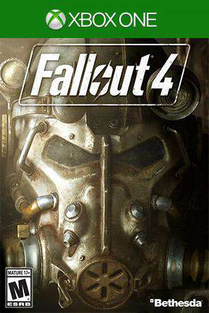 Fallout 4 Xbox One, Game on XBOXONE, Action