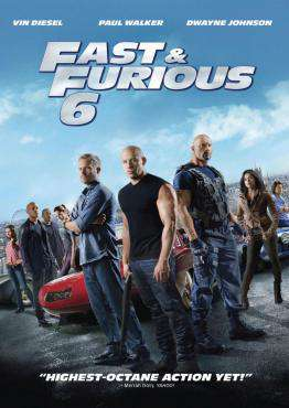 Fast & Furious 6, Movie on DVD, Action Movies, redbox Replay Movies, new movies, new movies on DVD