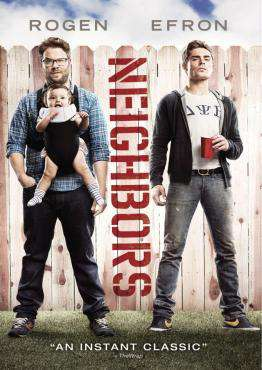 Neighbors (2014), Movie on DVD, Comedy Movies, ,  on DVD