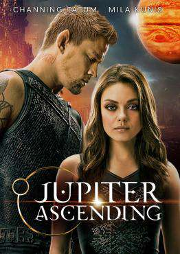 Jupiter Ascending, Movie on DVD, Action Movies, Sci-Fi & Fantasy Movies, ,  on DVD