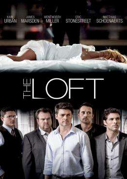 The Loft, Movie on DVD, Action Movies, Suspense Movies, ,  on DVD