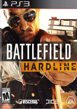 Battlefield Hardline, Game on PS3, Shooter Video Games, ,  on PS3