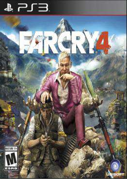 Far Cry 4, Game on PS3, Shooter Video Games, ,  on PS3