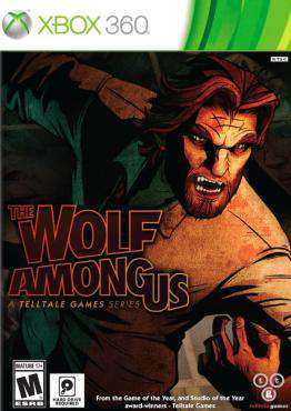 The Wolf Among Us, Game on XBOX360, Action Video Games, ,  on XBOX360