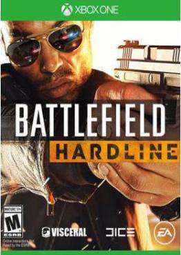 Battlefield Hardline Xbox One, Game on XBOXONE, Shooter Video Games, ,  on XBOXONE