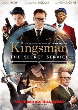 Kingsman: The Secret Service, Movie on DVD, Action Movies, Adventure Movies, ,  on DVD