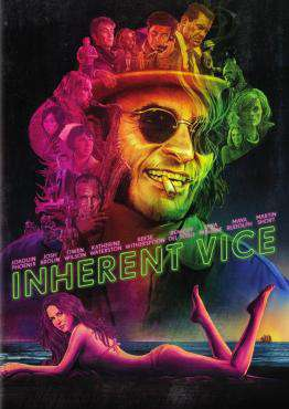 Inherent Vice, Movie on DVD, Drama Movies, Suspense Movies, ,  on DVD