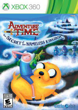 Adventure Time the Secret of the Nameless Kingdom, Game on XBOX360, Family Video Games, ,  on XBOX360
