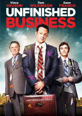 Unfinished Business, Movie on DVD, Comedy Movies, ,  on DVD