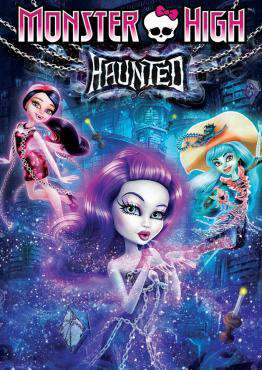 Monster High: Haunted, Movie on DVD, Family Movies, Animation Movies, new movies, new movies on DVD