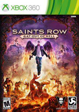 Saints Row: Gat Out of Hell, Game on XBOX360, Action Video Games, ,  on XBOX360